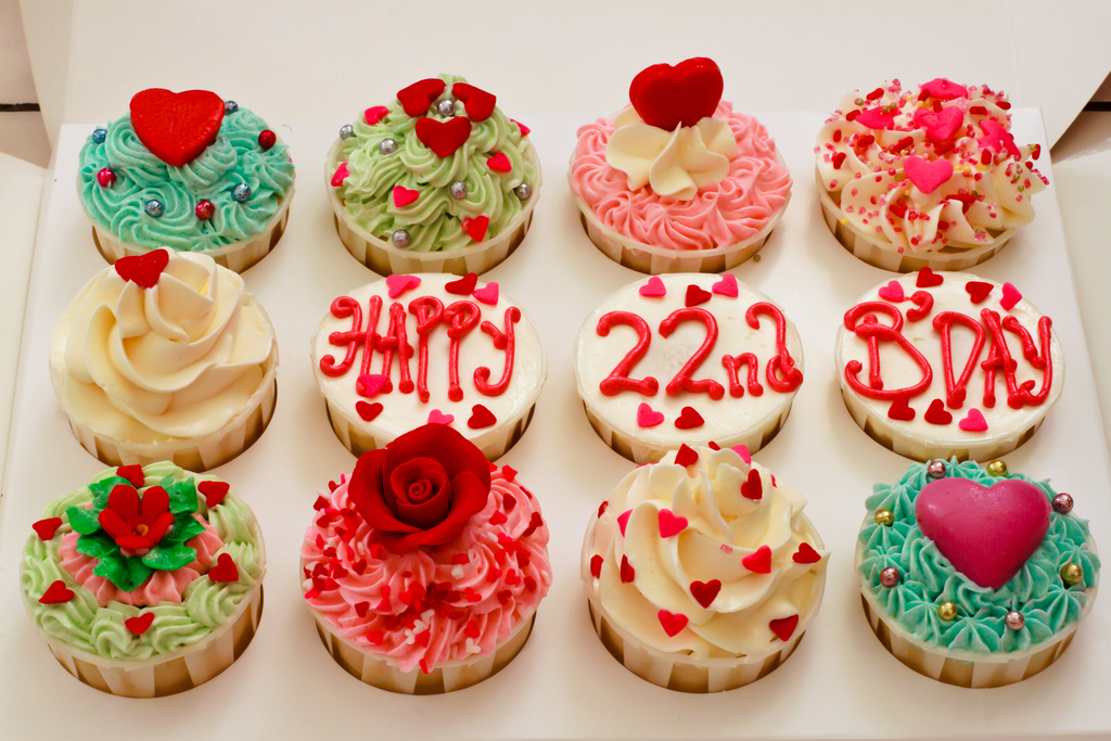 Happy 22nd Birthday Cake Ideas