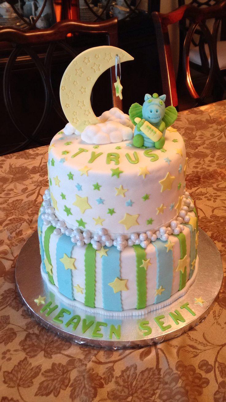 Pinterest Baby Shower Cakes
