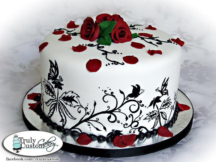 Prime 10 Black Happy Birthday Cakes Photo Black Birthday Cake Red And Birthday Cards Printable Giouspongecafe Filternl