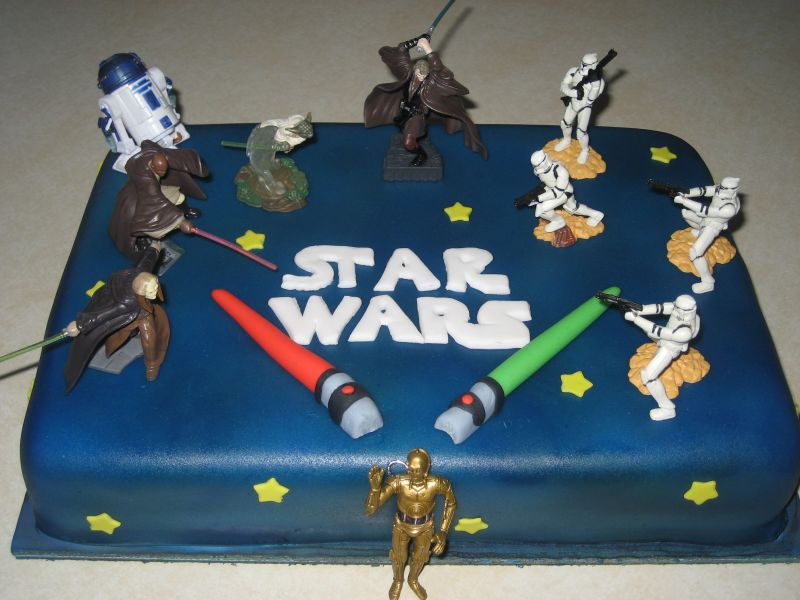11 Star Wars Sheet Cakes Photo Star Wars Sheet Cake Star Wars