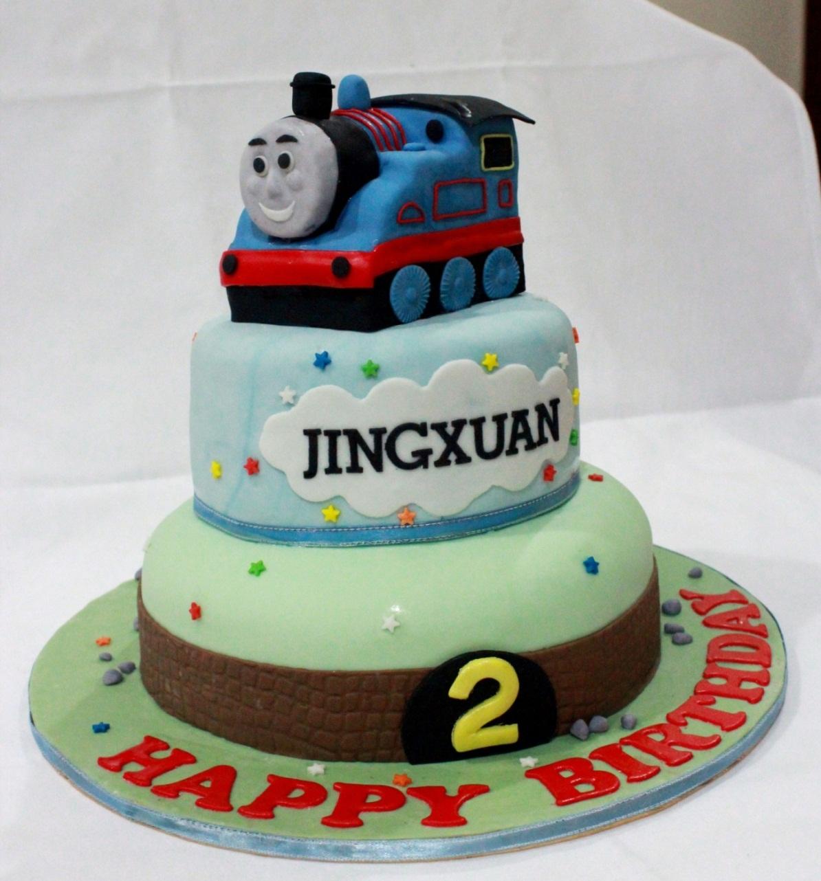 11 Thomas Cake Birthday Cakes Photo Thomas The Train Birthday Cake
