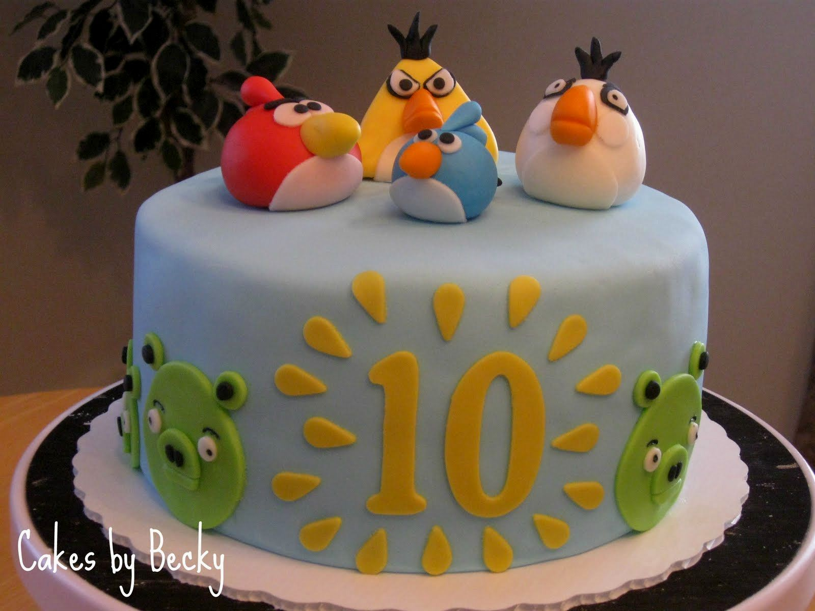 9 Boy 10 Birthday Cakes Photo Year Old Cake Ideas