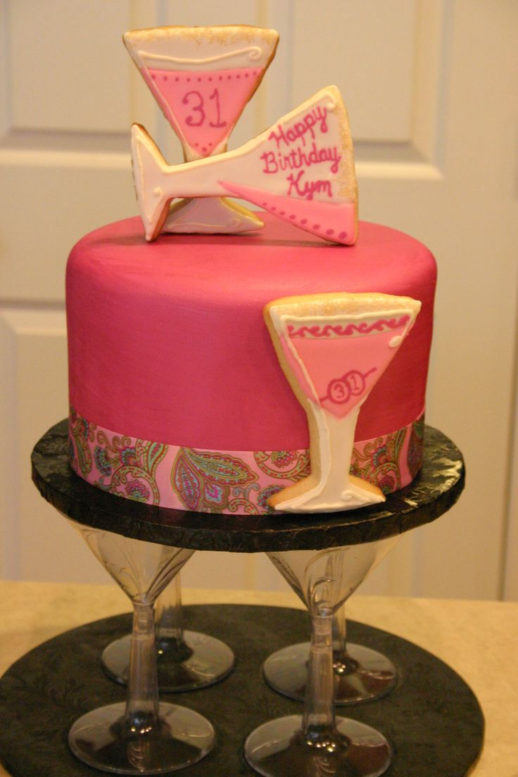 5 Turning 31 Birthday Cakes For Ladies Photo