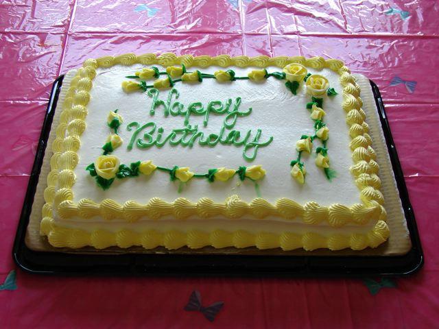 Admirable 8 Bjs Sheet Cakes Birthday Photo Bj Wholesale Birthday Cakes Funny Birthday Cards Online Overcheapnameinfo