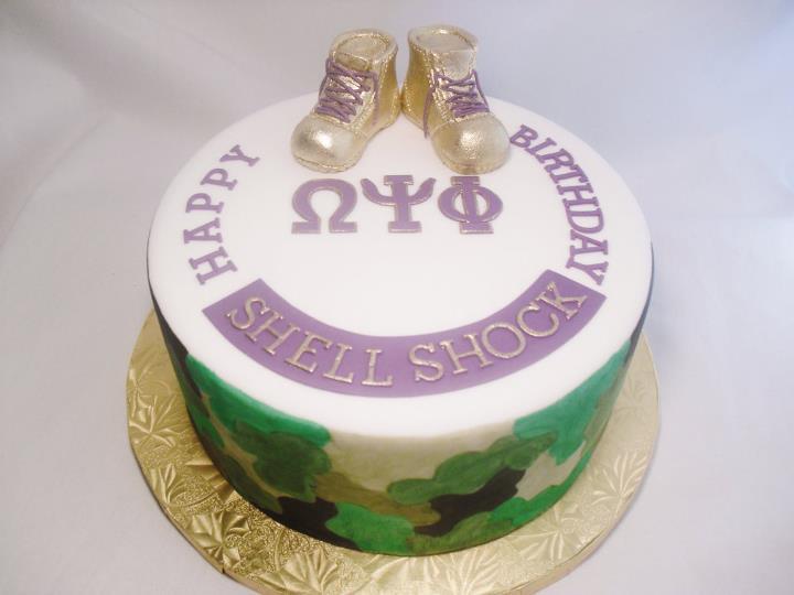 Superb 12 Fraternity Birthday Cakes Photo Greek Mythology Birthday Cake Funny Birthday Cards Online Elaedamsfinfo