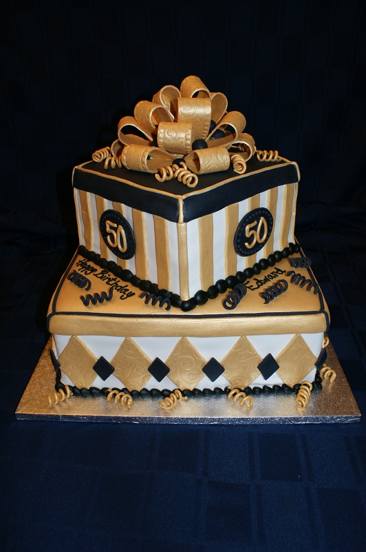 Turning 50 Birthday Cakes For Men