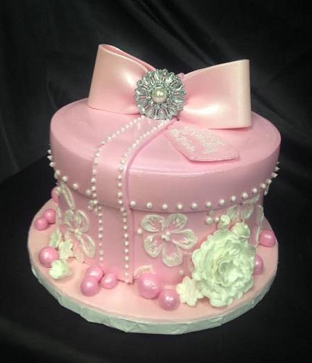 Remarkable 9 Flor Birthday Cakes For Women Photo Girls Heart Birthday Cake Birthday Cards Printable Benkemecafe Filternl