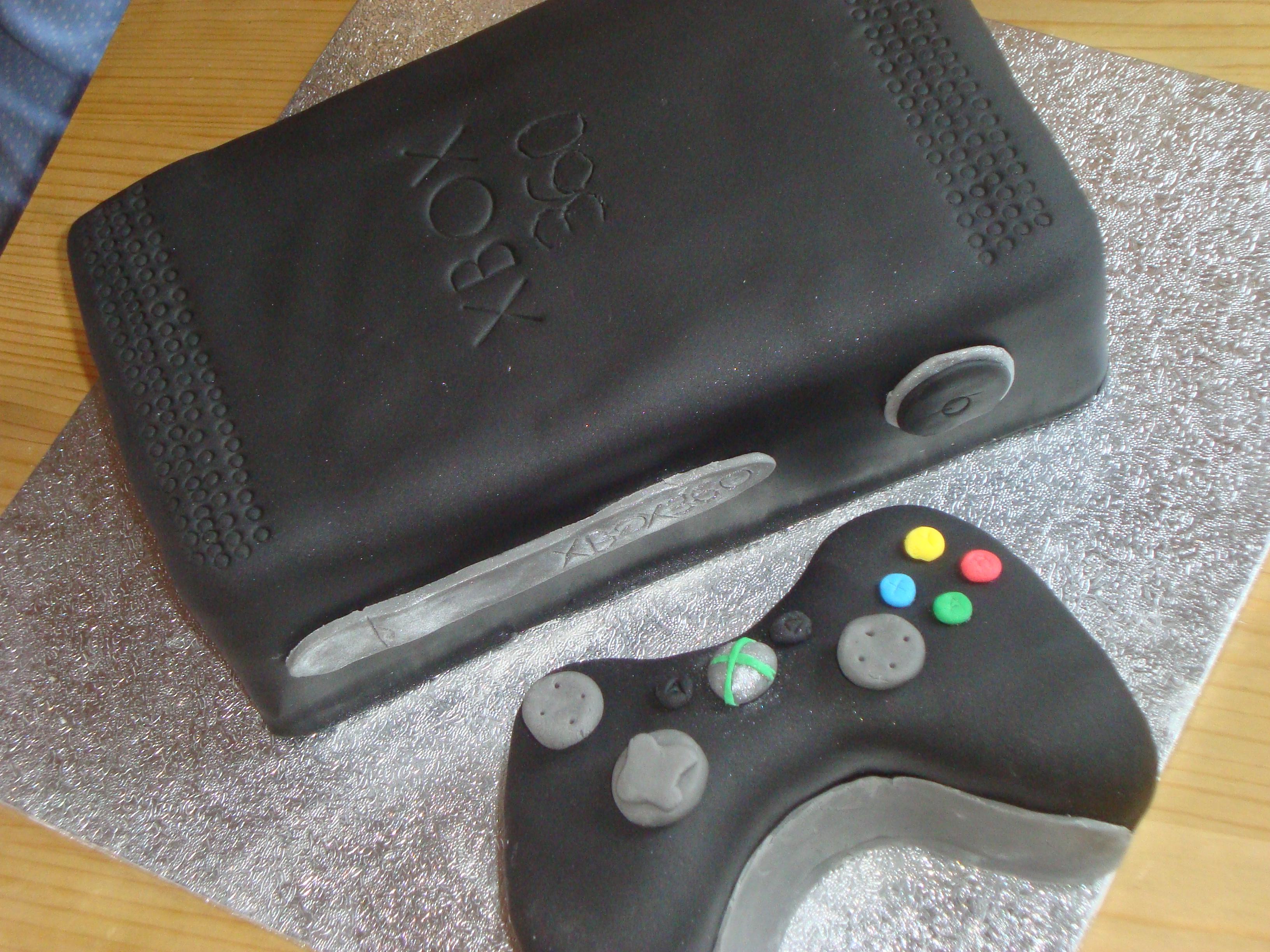 9 Cool Xbox Birthday Cakes Photo Xbox One Birthday Cake Ideas