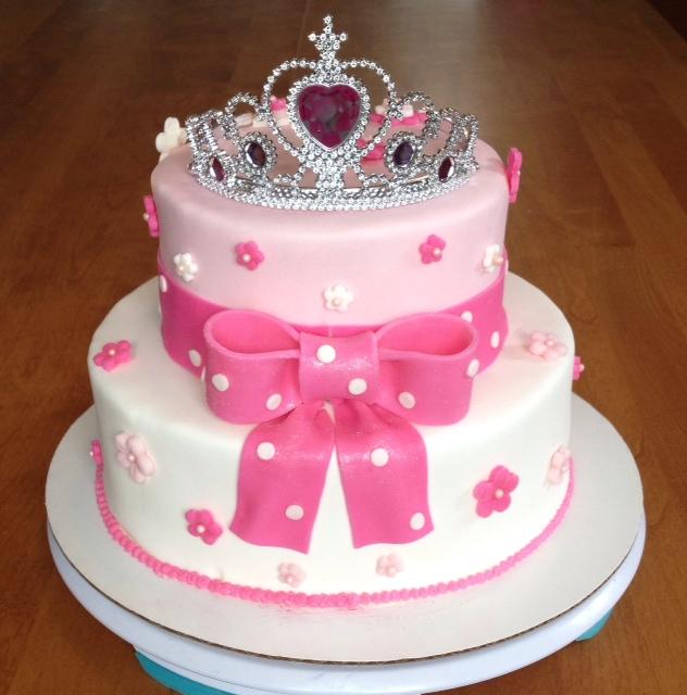 Tremendous 8 Tiara Princess Birthday Cupcakes Photo Princess Crown Birthday Funny Birthday Cards Online Alyptdamsfinfo