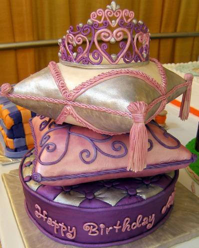 Sweet 16 Birthday Cake Idea