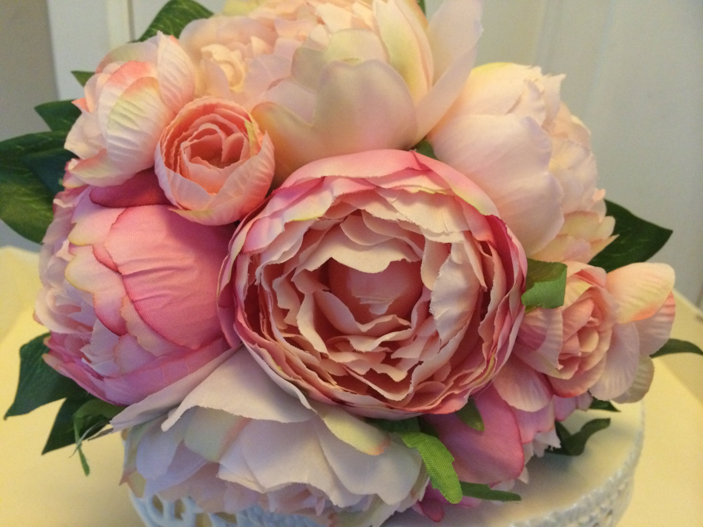 Silk flowers cake toppers flowers healthy vine wedding cake toppers with silk flowers mightylinksfo
