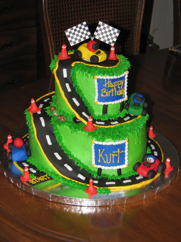 7 Cone Cakes For 10 Years Old Photo Ice Cream Birthday Cake Ideas