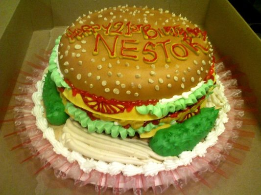 7 Cakes From Los Angeles Photo