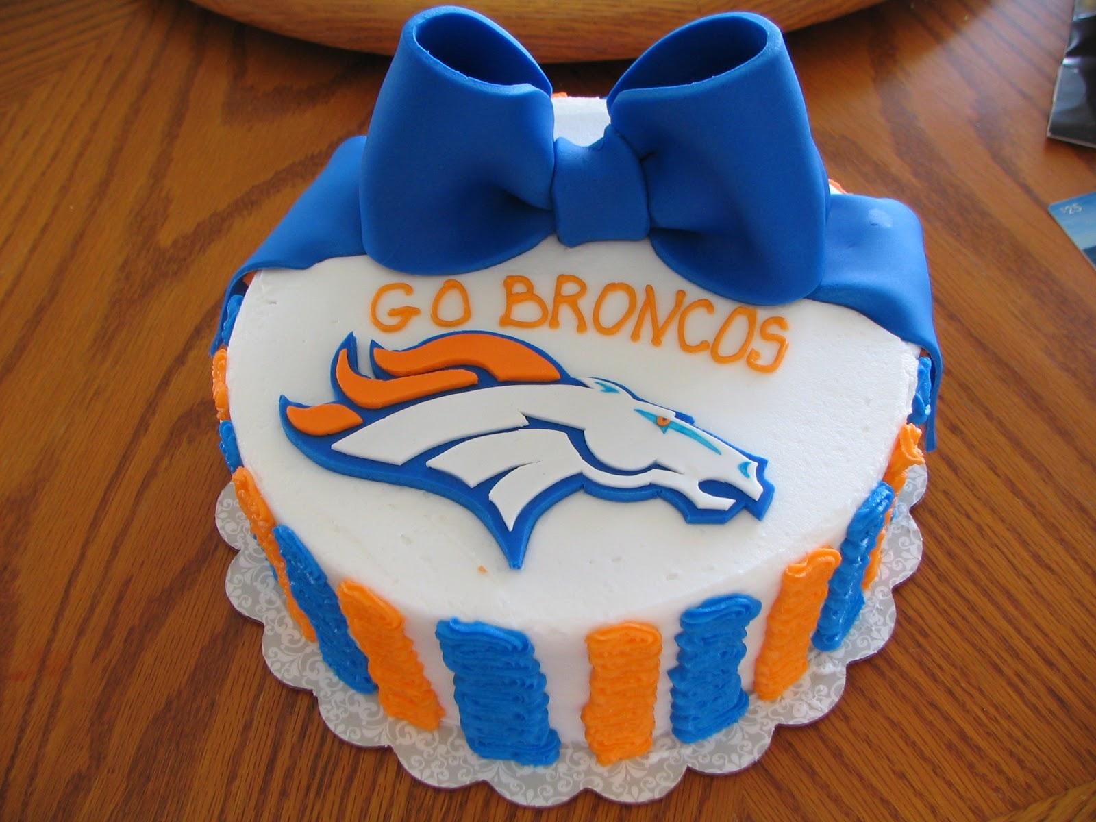 10 Happy Cakes Denver Photo Denver Broncos Happy Birthday Cake