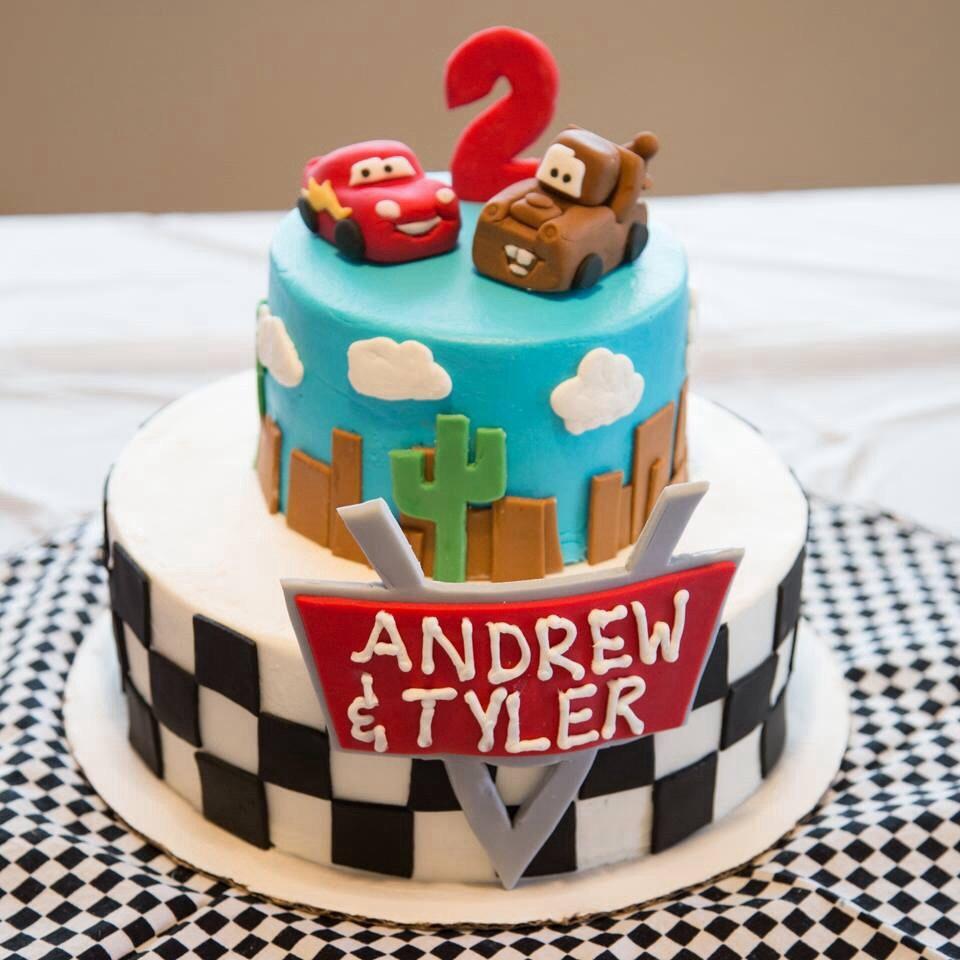 Peachy 9 Mater Cars Themed Birthday Cakes Photo Cars Lightning Mcqueen Personalised Birthday Cards Xaembasilily Jamesorg