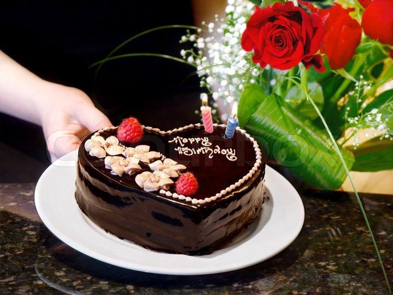 11 Chocolate Birthday Cakes For Women Photo Chocolate Birthday