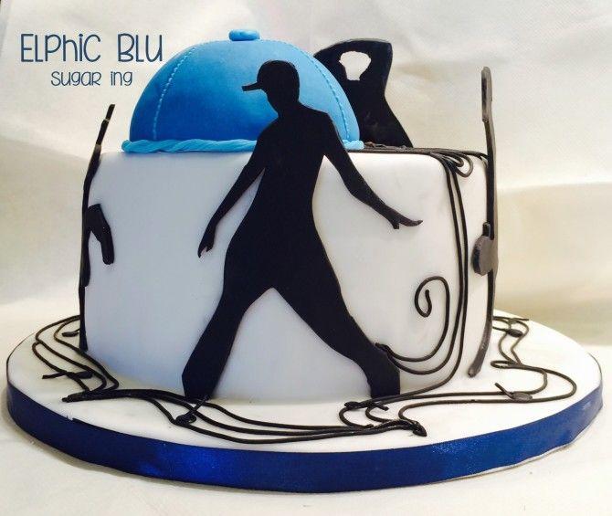 12 Hipped Boys Cakes Photo Hip Hop Birthday Cake Hip Hop Birthday