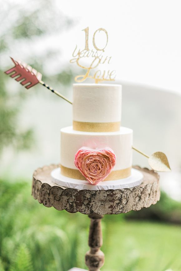 11 Cakes For Renewing Your Vows Photo Wedding Vow Renewal Cake
