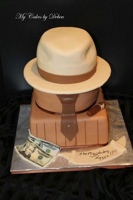 Miraculous 12 Hat For Men Birthday Cakes Photo Celebration Cake Designs Personalised Birthday Cards Sponlily Jamesorg