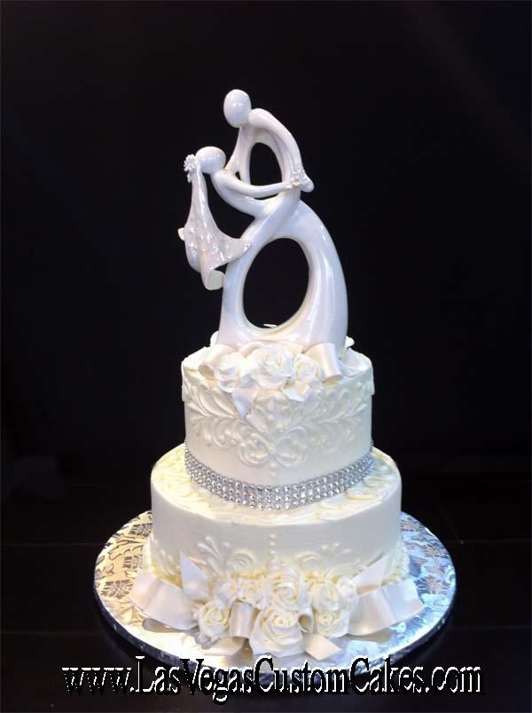 Small Elegant Wedding Cakes