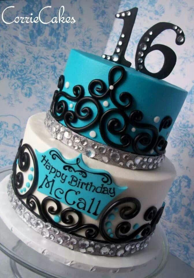 Amazing Sweet 16 Makeup Cakes Saubhaya Makeup Personalised Birthday Cards Veneteletsinfo