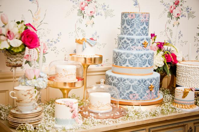 7 Victorian Theme Wedding Cakes Photo Victorian Wedding Theme