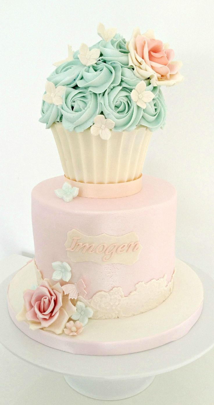 13 Antique Themed Cakes Photo Vintage Tea Party Birthday Cake