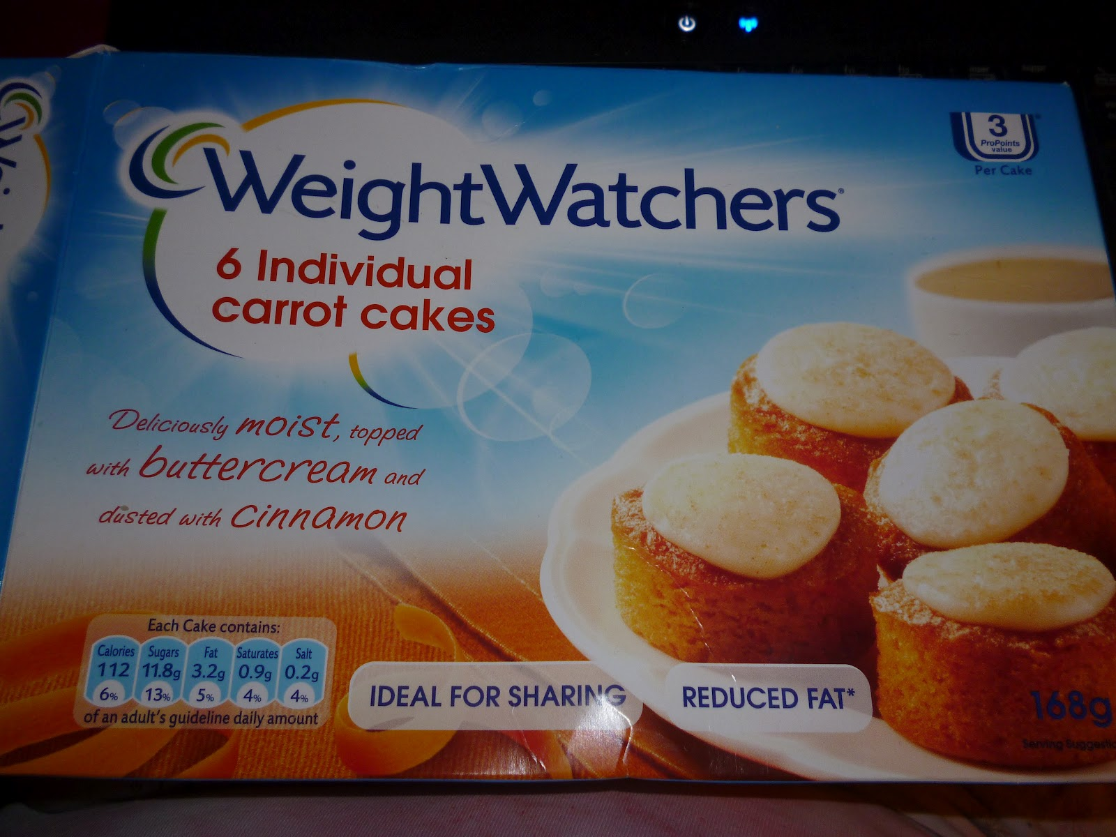 Incredible 8 Cupcakes 1 Point Weight Watchers Photo Weight Watchers Personalised Birthday Cards Paralily Jamesorg