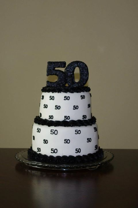 11 50th Anniversary Cakes Ideas Bing Images Photo 50th Birthday