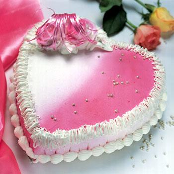 9 Heart Shaped Birthday Cakes Photo Heart Shaped Cake Heart