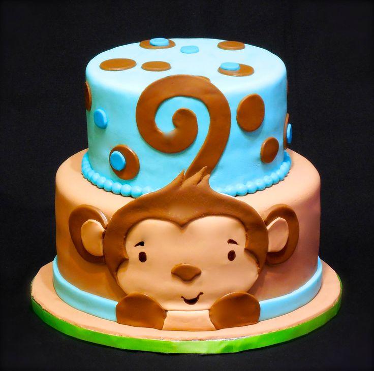 11 Monkey Baby Shower Cupcakes Ideas Photo Monkey Baby Shower