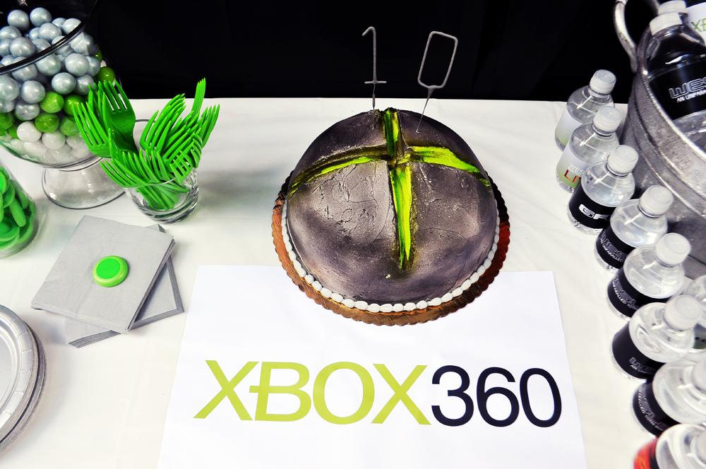 Xbox 360 Birthday Party