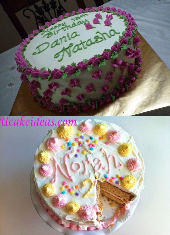 10 Simple Buttercream Cakes For Men Photo Buttercream Birthday