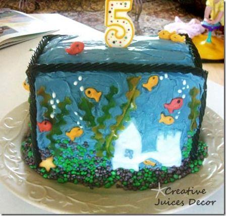 Easy Creative Birthday Cakes