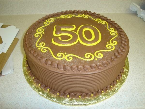 Elegant Birthday Cakes Men