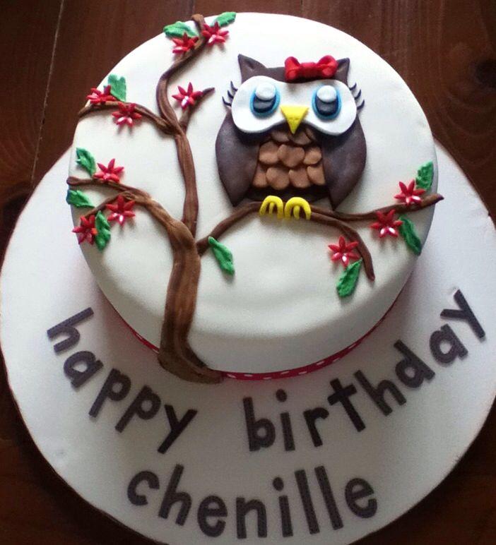 Girls 11th Birthday Cake