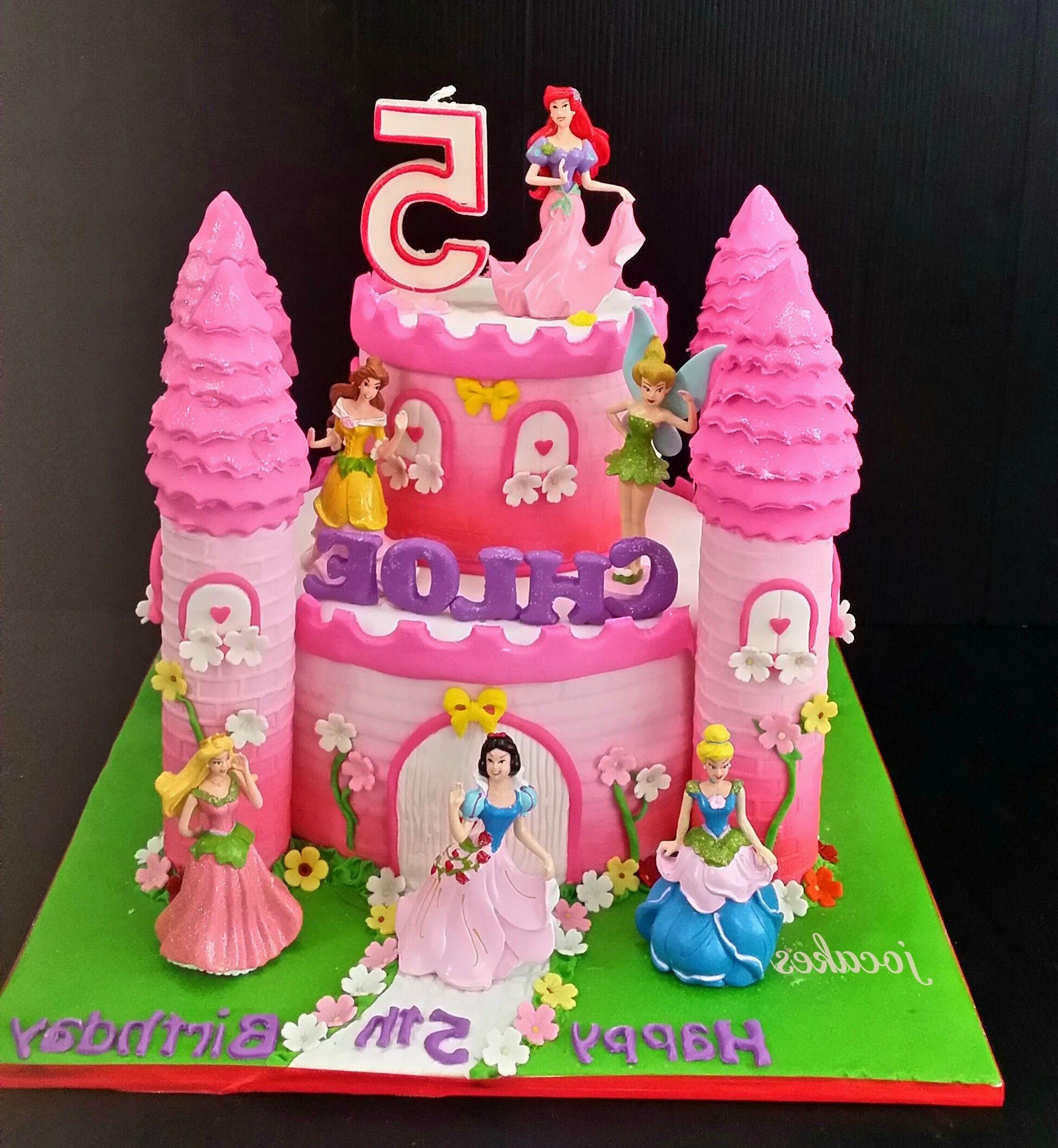 Terrific 12 5Th Birthday Cakes For Girls Photo Girls 5Th Birthday Cake Funny Birthday Cards Online Bapapcheapnameinfo