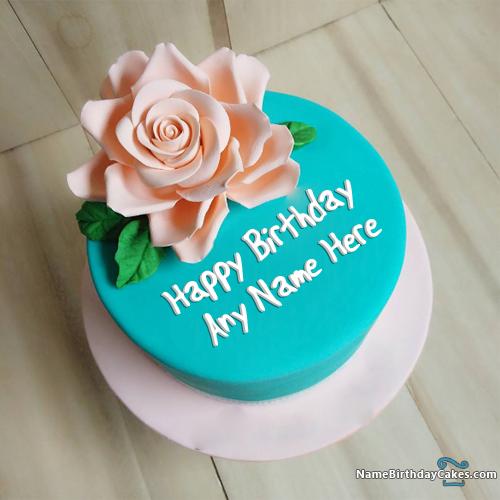 10 Happy Birthday Girl Cakes With Names Photo Happy Birthday Cake