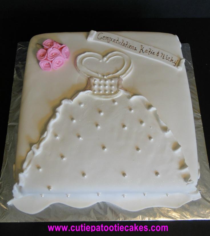pinterest bridal shower cakes
