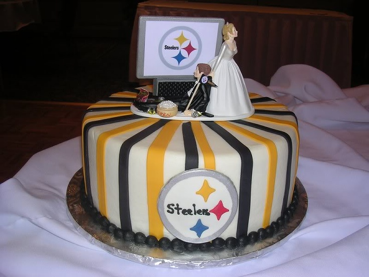 Pittsburgh Steelers Cake Ideas
