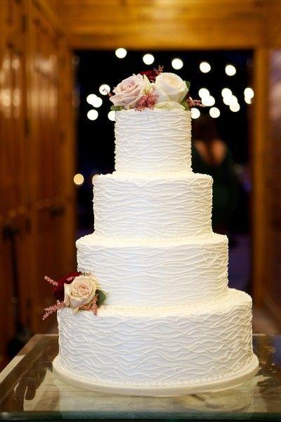 12 Simple Elegant Fall Wedding Cakes Photo - Beautiful Simple ...
