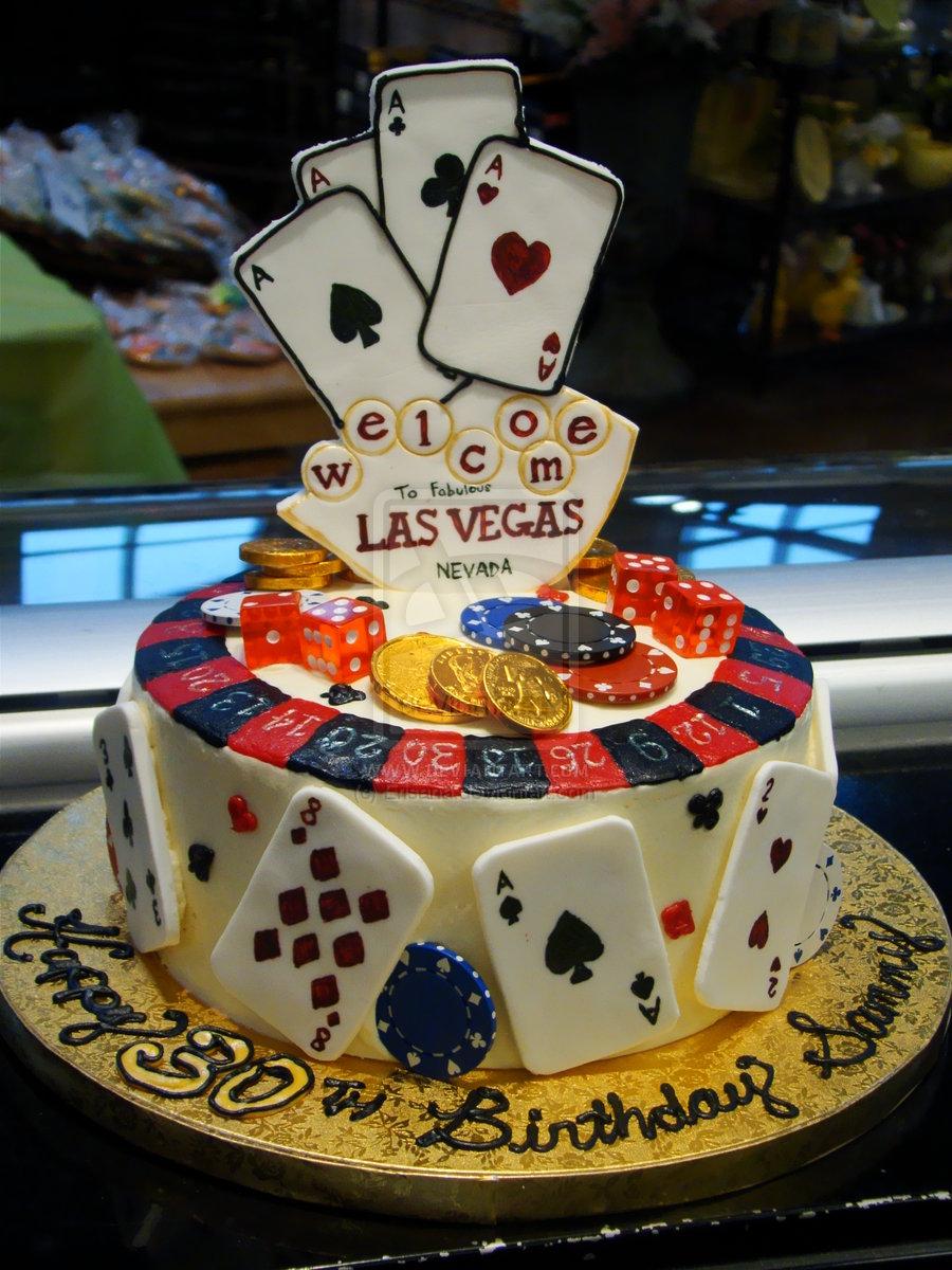 9 Specialty Cakes In Las Vegas Photo Las Vegas Theme Cake