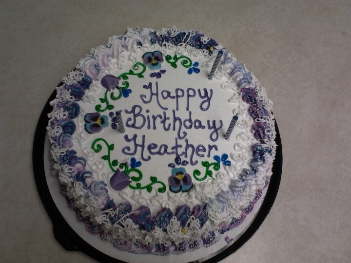 Dairy Queen Birthday Cakes