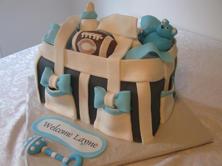 12 Diaper Bag For A Boy Baby Shower Cakes Photo Diaper Bag Baby