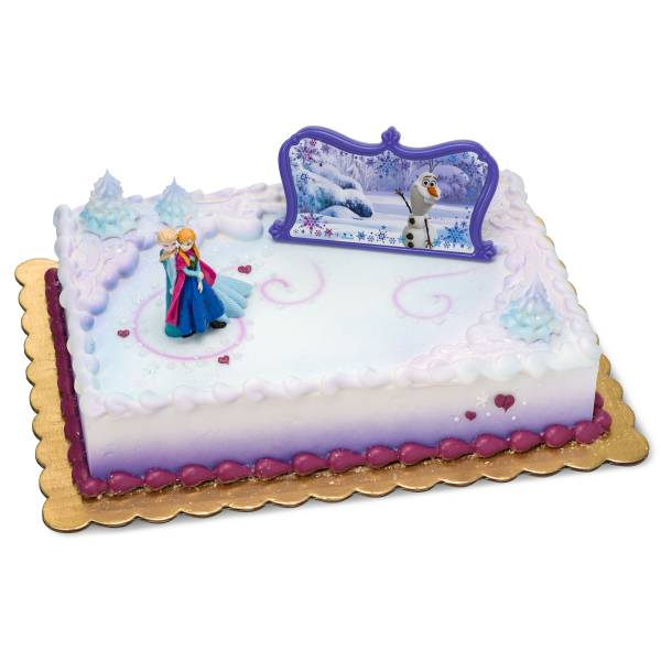 Disney Frozen Birthday Cake Publix