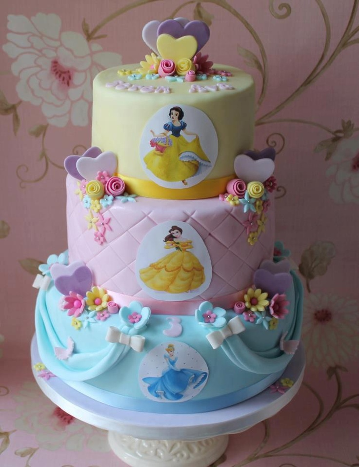 Outstanding 7 Who Makes Disney Princess Birthday Cakes Photo Disney Princess Personalised Birthday Cards Petedlily Jamesorg