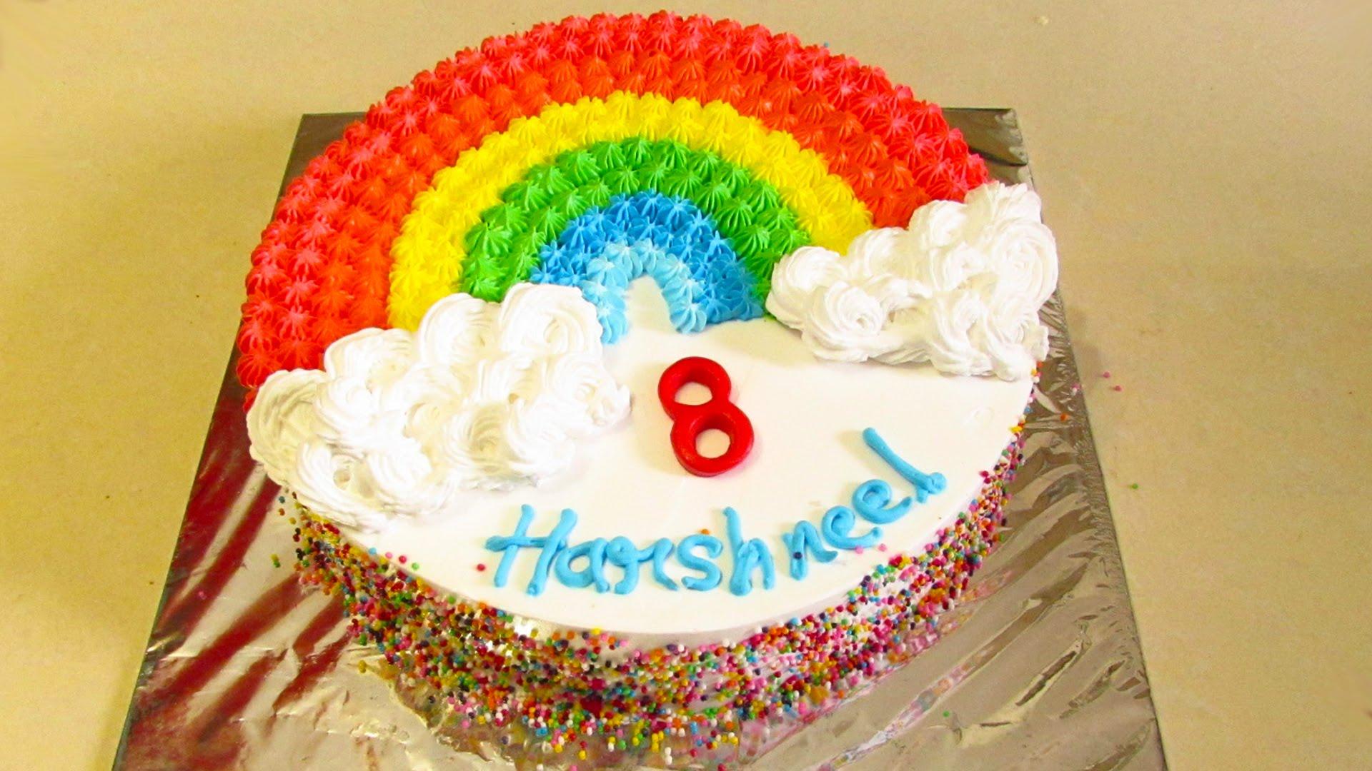 13 Bj S Rainbow Cupcake Design Cakes Photo Bj Wholesale Cake