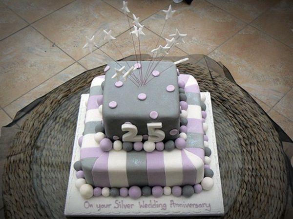 11 Funny Anniversary Cakes Ideas Photo 25th Wedding Anniversary