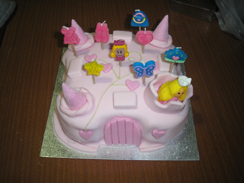 Marvelous 10 Fifth Girl Birthday Cakes Photo Hello Kitty Cupcake Birthday Funny Birthday Cards Online Bapapcheapnameinfo