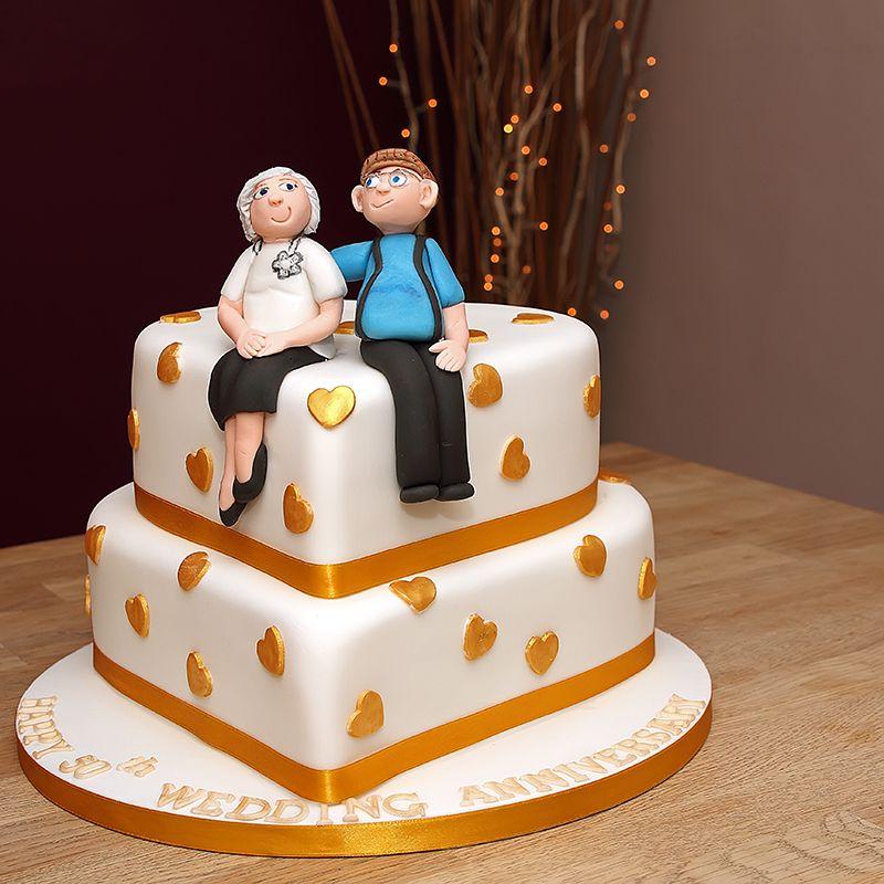 12 Custom Wedding Anniversary Cakes Photo 25th Wedding Anniversary